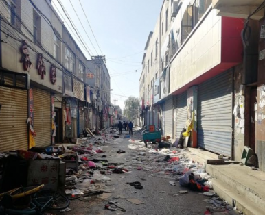Beijing: How Does a Tragic Fire Turn Into the Mass Eviction of Migrant Workers?