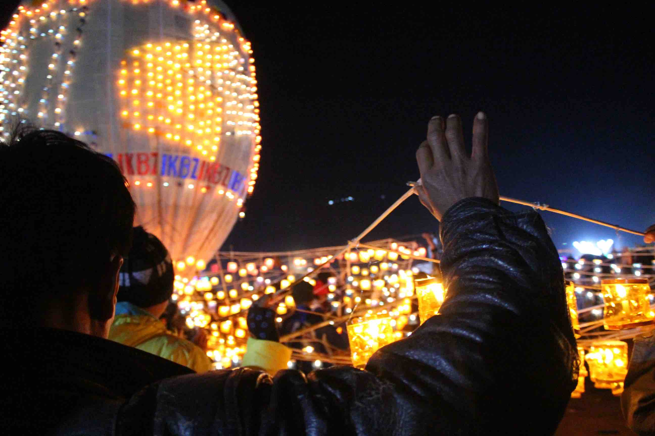 Myanmar's Deadly Hot Air Balloon Festival