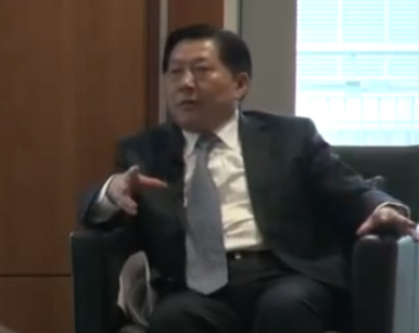 China's Former Internet Czar Lu Wei Pleads Guilty to Bribery