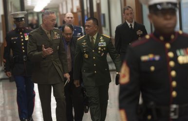 Was the Indonesian Military Chief's US Flight Incident a Political Stunt?