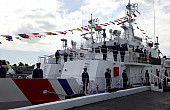 Japan Destroyer Visits Philippines Amid Maritime Security Boosts