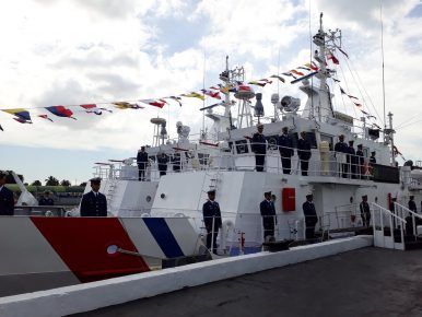 Japan-Philippines Defense Ties in the Spotlight with New Vessels