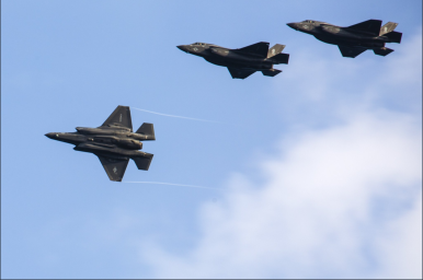 Taiwan Wants the F-35 Stealth Fighter