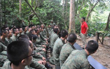 Where Are Singapore-Brunei Defense Ties?