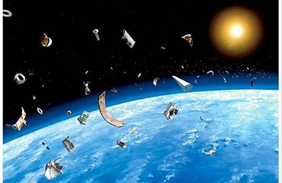 Can Japan Clean up Outer Space?