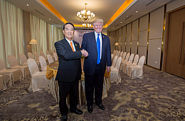 Trump's First Asia-Pacific Tour: The View From Taiwan