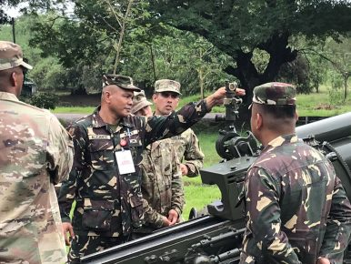 US-Philippines Military Exercise Signals Strengthened Defense Ties in the Duterte Era