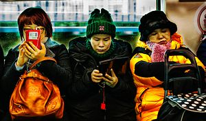 South Korea's Smartphone Obsession