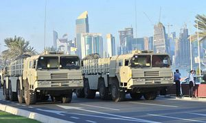 Qatar Parades New Chinese Short-Range Ballistic Missile System