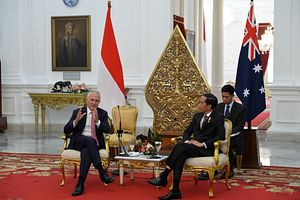 Indonesia and Australia's Foreign Policy White Paper