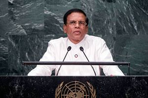 Sri Lanka's Strategy for Regional Security