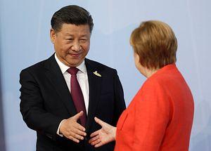 China and Germany: So Far, Yet So Close