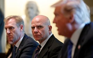 Is H. R. McMaster the New Mr. X?