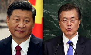 South Korea's Moon Jae-in to Visit China Next Week