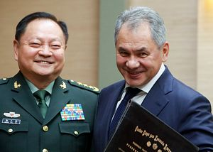 Where Are Russia-Laos Military Ties?