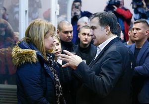 The Saakashvili Saga (And Why China Should Care)