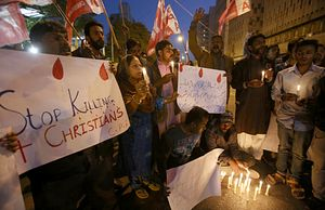 After Quetta Church Attack, Pakistan Continues to Blame Foreign Powers for Terrorism
