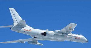 China Flies Long-Range Bombers Near Japan and Taiwan