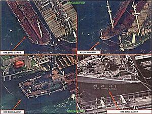 China's November Customs Data and North Korean Sanctions Enforcement