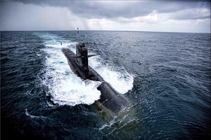 India Commissions 1st Kalvari-Class Attack Submarine