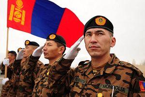 Mongolia's Modernizing Military