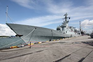 What's in the New Pakistan Naval Voyage to the Philippines?