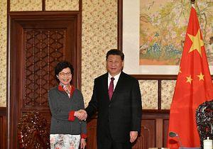Beijing's Carrot-and-Stick Approach to Hong Kong