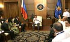 What's With the New Philippines-Cambodia Military Pact?