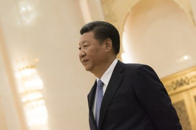 Xi Jinping: Rising Dictator or Another East Asian Strongman?
