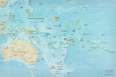 Oceania's Place in Australia's New Foreign Policy White Paper