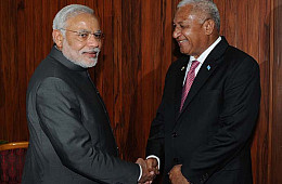 In Fiji, India's Pacific Presence Grows
