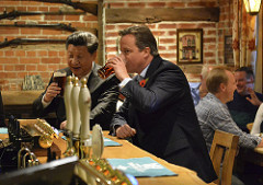 Having Cameron Lead the UK-China Fund Is Good for Britain and China