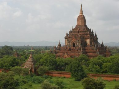 Can India and Myanmar Create a Tourist Circuit?