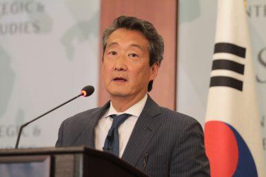 Trump Finally Taps Ambassador to South Korea