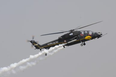 Indian Air Force, Army to Buy 15 Light Combat Helicopters