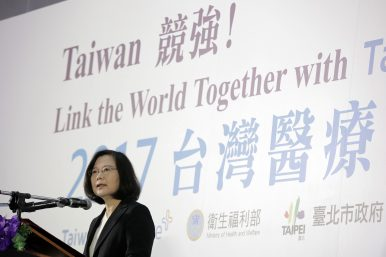 Taiwan's 'New Southbound Policy' Scores Win in the Philippines