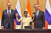 What the Russia-India-China Trilateral Meeting Means
