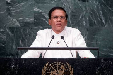 Sri Lanka Keeps Its Domestic Political Rift From Spilling Into UN Rights Meeting