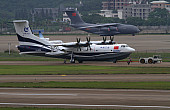 China-Built World's Largest Amphibious Aircraft Makes Maiden Flight