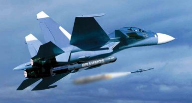 India's 'Carrier Killer': The Air-Launched BrahMos Missile