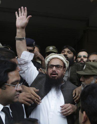 Pakistan Arrests Suspected Mastermind of 2008 Mumbai Attacks