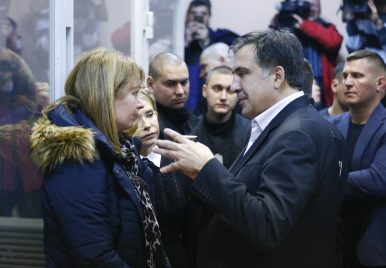 The Saakashvili Saga (And Why China Should Care)
