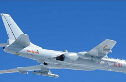 China Flies Long-Range Bombers Near Japan and Taiwan