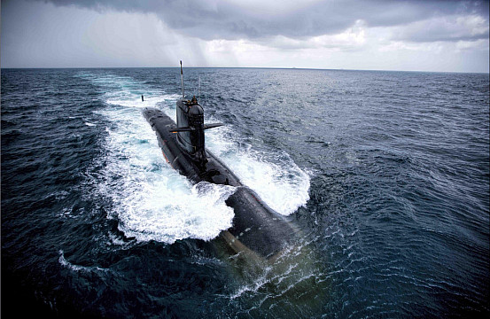 India's Second Kalvari-Class Attack Sub to Be Commissioned This Month
