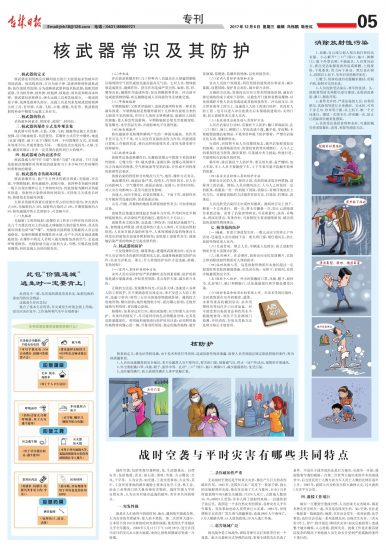 Chinese Newspaper Publishes Nuclear Attack Survival Guide