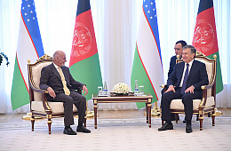 Can Uzbekistan Help Mediate the Afghan Conflict?