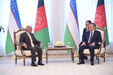 Central Asia Opens the Door to Afghanistan
