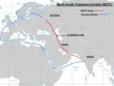 India's Eurasia Policy Gets a Boost With Long-Awaited Trade Corridor