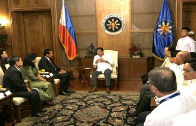 What's in the New Philippines-Cambodia Defense Meeting?