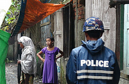 Indian Refugee Policy and the Rohingyas